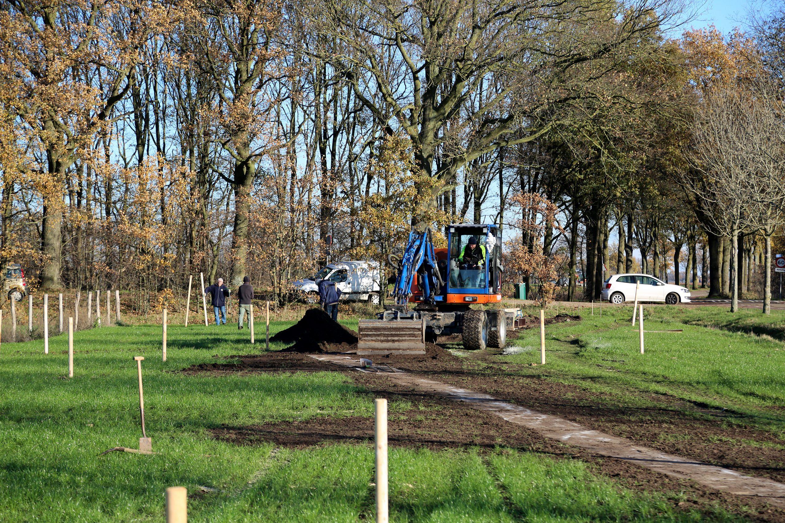 Plantdag Windpark Heibloem op 12 december a.s.